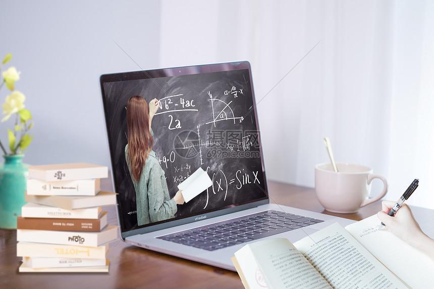 在线教育图片