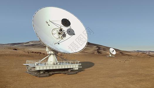 雷达发射塔图片