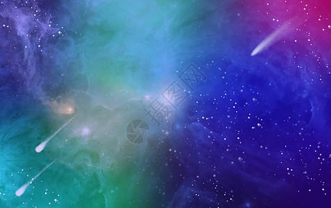 彗星背景picture