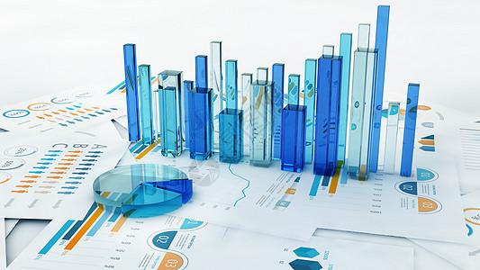 金融走势图图片