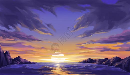 朝阳海岸图片