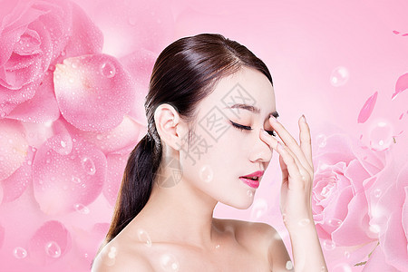 女性美容图片
