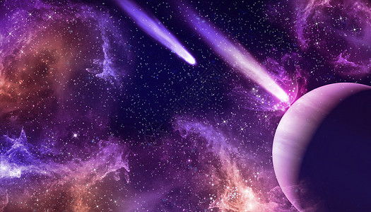彗星冲击星球picture