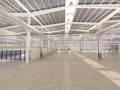 厂房空间图片