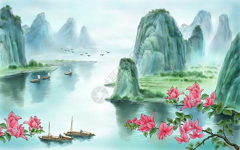 忆江南图片