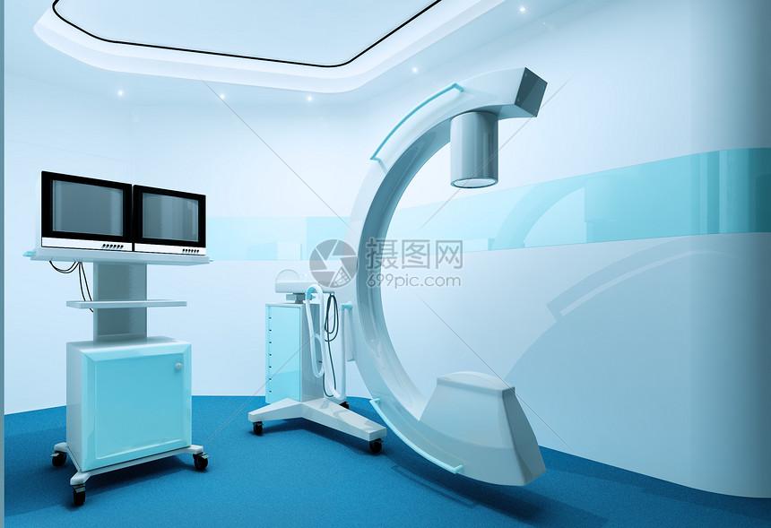 医疗设备场景图片