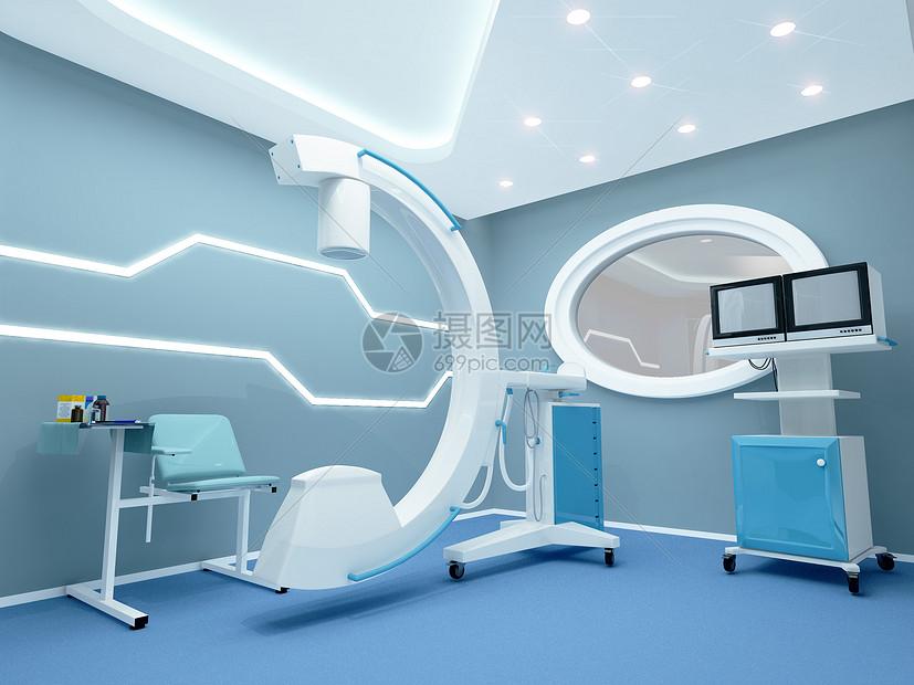 医疗设备空间图片