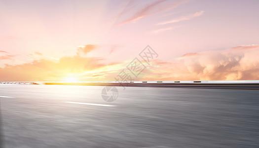 创意高速公路背景图片