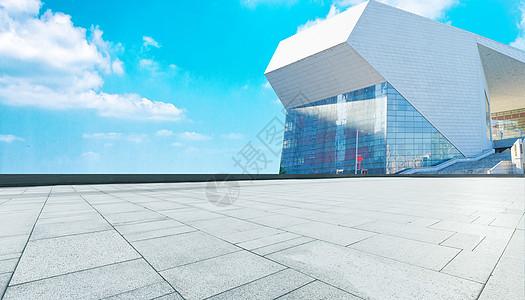 商务城市建筑背景图片
