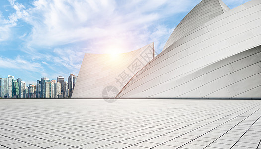 商务地面背景图片