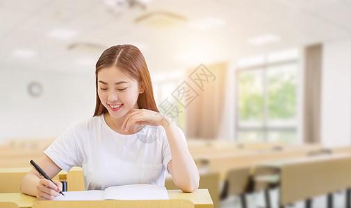 高考答题图片