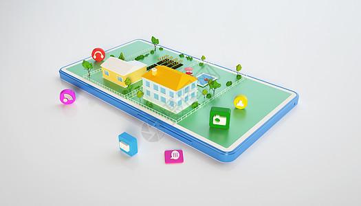 智能城市图片