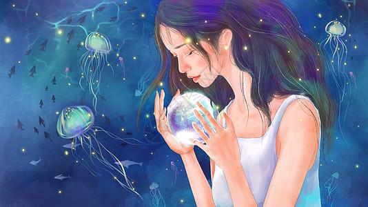 梦幻水晶图片