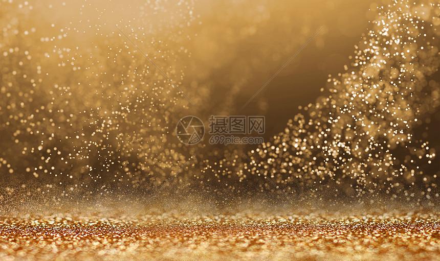 黑金色大气背景图片