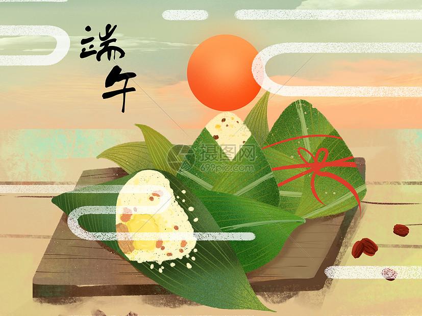 中国风风格节日节气端午节图片