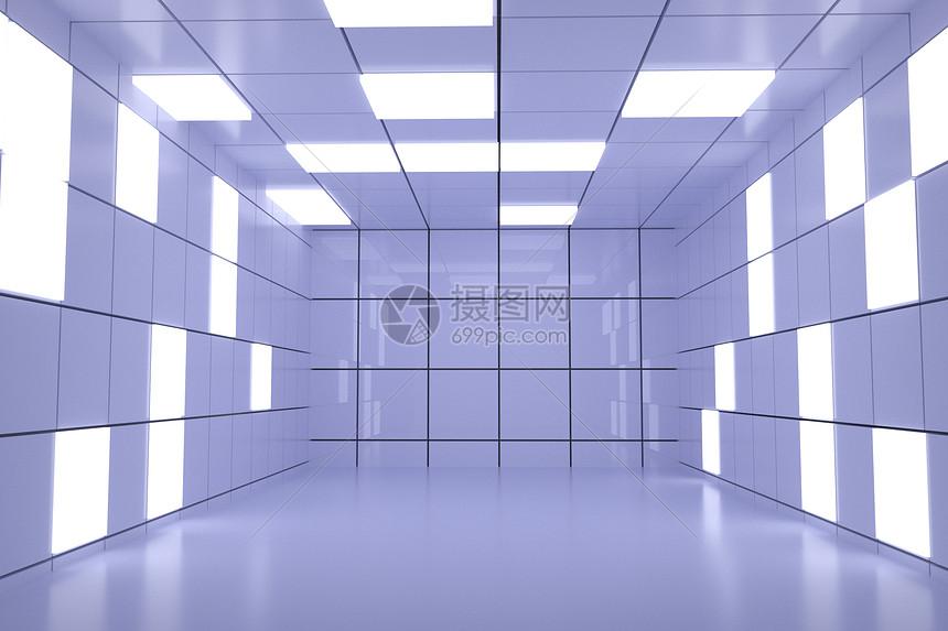 商务科技空间图片