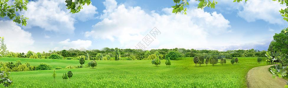 环保背景图片