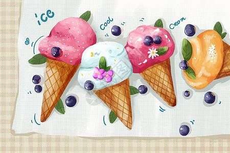 冰淇淋�D片
