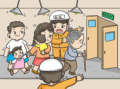 地震救援队帮人们紧急逃生图片