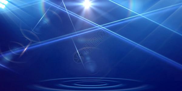 科技炫光场景图片