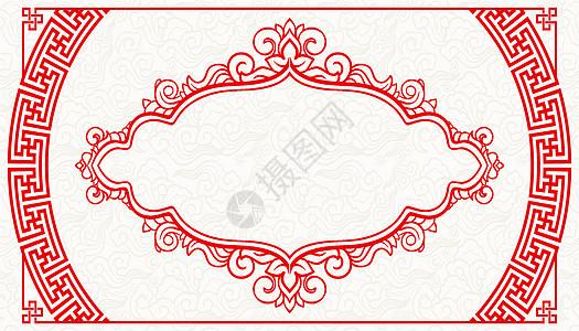 中国风边框图片