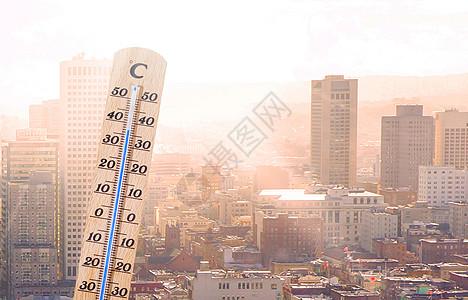 高温炎热图片
