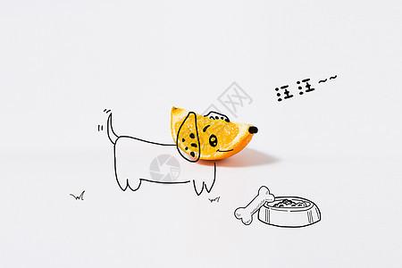 水果狗狗图片