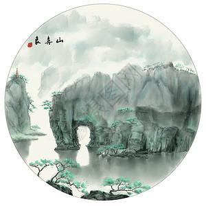 桂林象鼻山图片