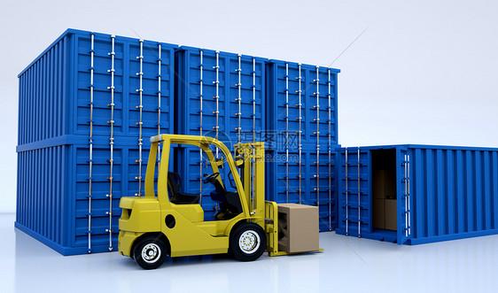 三维工业图图片