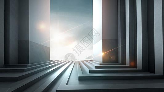 商务平台空间图片