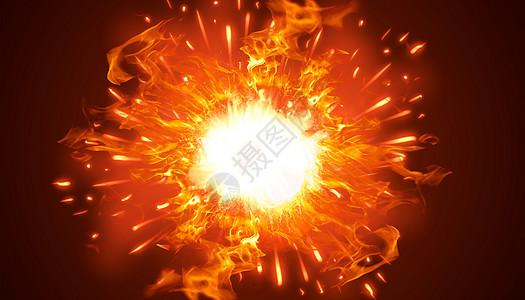 火焰喷射图片