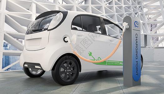 环保新能源汽车图片