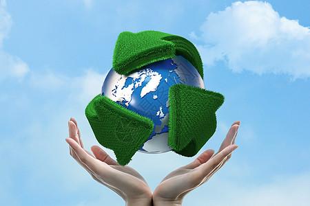 保护环境 人人有责图片