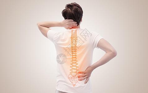 疾病骨骼疼痛图片