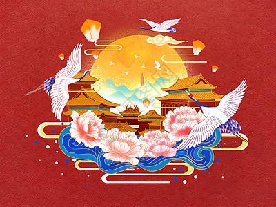 欢庆中秋佳节图片