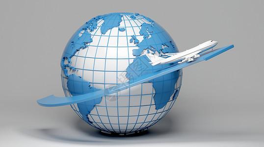 环游地球图片