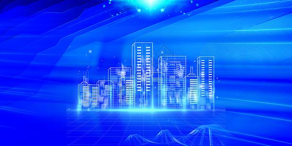 未来科技城市图片
