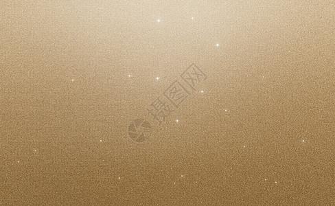 金色磨砂质感背景图片