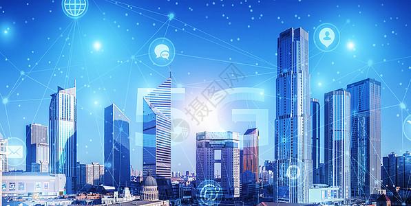 城市通讯科技图片