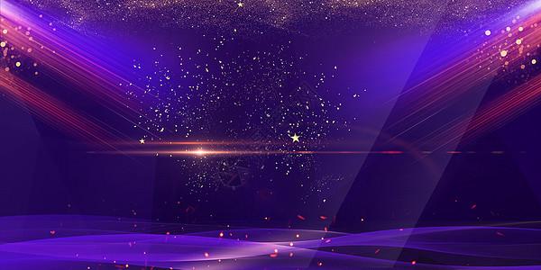 炫酷舞台背景图片