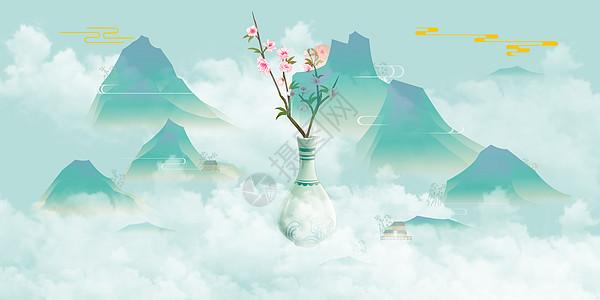 意境中国风图片