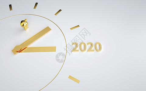 鼠年金融2020图片