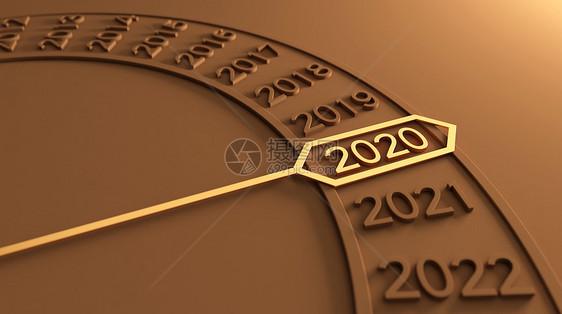 跨越2020图片