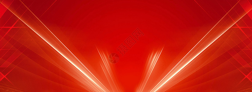 红色商务背景图片