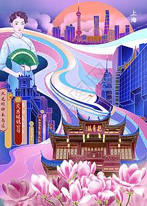 魅力中国城市之上海图片