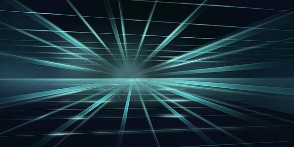 商务线条科技背景图片