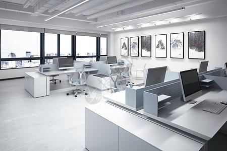 商务办公场景图片