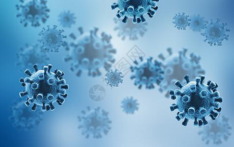 冠状病毒图片