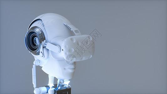 人工智能AR场景图片