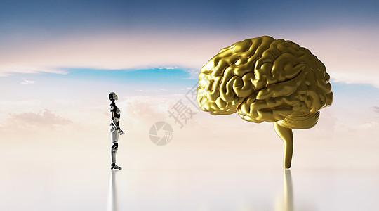 创意人工智能场景图片